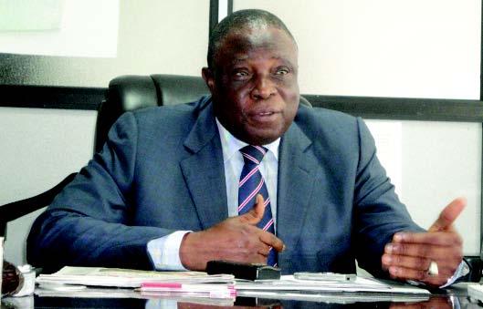 Olu Owolabi, ex-SAHCOL MD