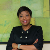Ibiyemi ODUSI, country manager, RwandAir