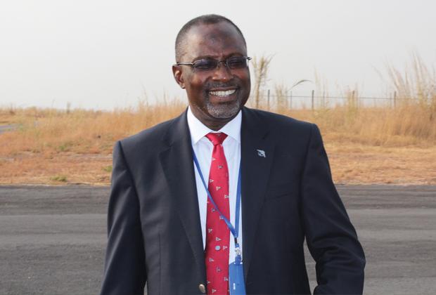 Capt. Fola Akinkuotu, MD, NAMA