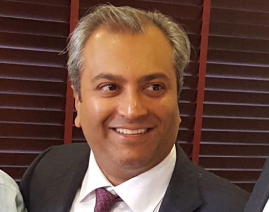 Jacky Hathiramani, MD, Dana Air Ltd