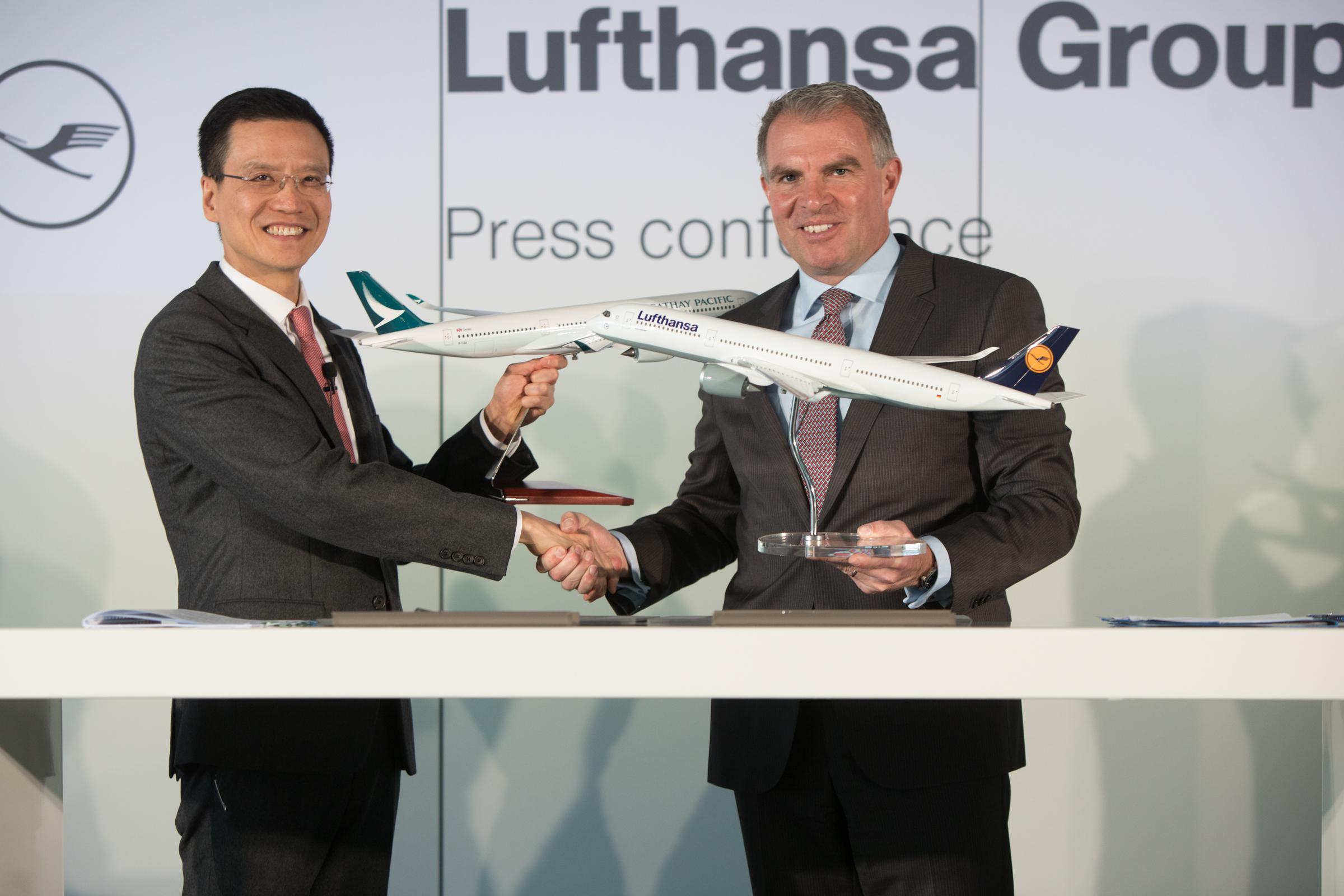 Lufthansa_Cathay