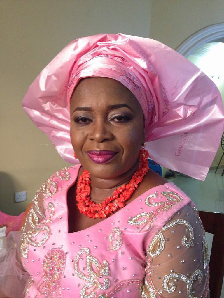 Late Elder Mrs. Nnena Udoh